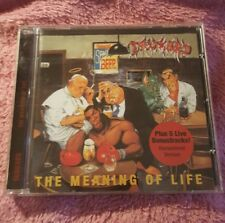 Tankard the meaning of life CD thrash metal remastered
