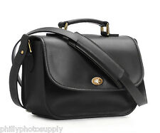 ONA The Palma Leather Camera Bag (Black)  -Simplicity & Style in a Premium Bag