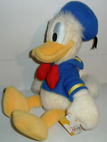 "16"" NEW Disney Store EXCLUSIVE Donald Duck Stuffed Plush Mickey Mouse Clubhouse"