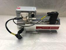 Pfeiffer Splitflow 80 Split Flow Turbo Pump Vacuum With Tc 110