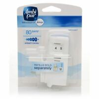 Ambi Pur Home Air Freshener Plug-In Scent Diffuser for UK Mains Electric Socket