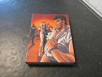 Street Fighter II - Caja Anime - Sólo Funda No Discos