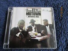 BOYZ II MEN - MOTOWN HITSVILLE USA CD