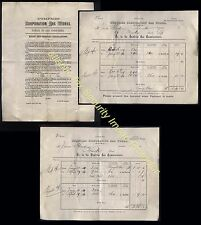 1878-79 DUMFRIES GAS WORKS Account and Rules, Notice to Gas Consumers