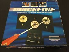 1979#  Quickfire Lightgun game Electroplay Made in England COLECO TARGET GAME