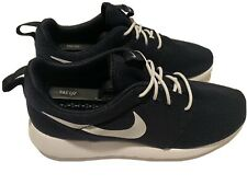 New listing Nike Roshe One Obsidian White Mens 8 Sneakers Tennis Shoes Excellent Condition