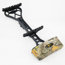 Detachable 6 Arrows Arrow Quiver Holder Case Compound Bow Hunting Archery