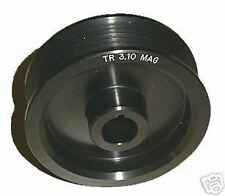 "2.85"" Magnacharger Radix Style 6 Rib Supercharger Pulley - 2000-2006 Corvette"