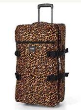 Victoria Secret PINK GORGEOUS Polka Dot Wheelie Expandable Luggage