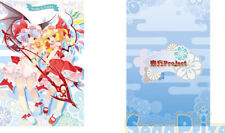 Touhou Project Remelia and Flandre Pillow 24x36 inches Anime Manga NEW