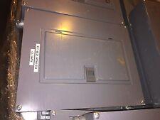 Square D Load Center Qoc16Us Series Type 1 Enclosure, 20A Circuit Breakers 3ph