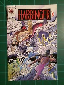 Harbinger #0 (9.4, NM) * 1 Book Lot *