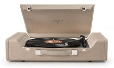 New  3 speed  portable Crosley NOMAD vinyl record player turntable  Free Ship 💿