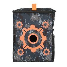 Target Pouch Darts Bullet Storage Equipment Bag for Kids NERF N-Strike Toy Gun