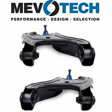 NEW Dodge Ram RWD Pair Set of 2 Front Lower Control Arms & Ball Joints Mevotech