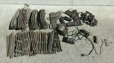 Vintage Lot of 1940s Lionel O Gauge Tracks Control Transformer Rheostat Lockon
