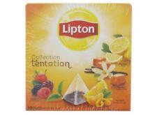 Lot Revendeur de 140  Thé collection Tentation 7 x20 sachets, Lipton 35 g