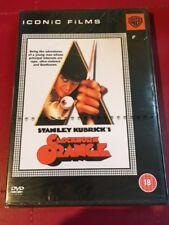 Clockwork Orange - Stanley Kubrick - Malcolm McDowell  Genuine R2 DVD New Sealed