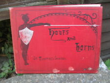 ANTIQUE ST TIMOTHY'S SCHOOL BOOK.US ARTIST JOHN SINGER SARGENT CONNECTION.VOL 1