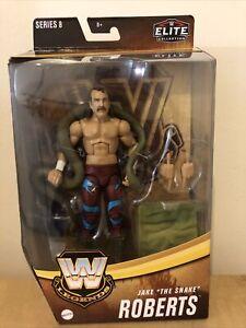 "WWE Legends (series 8)-  Jake ""The Snake"" Roberts"