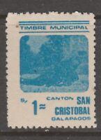 Latin America Ecuador Galapagos Islands Stamp mint mnh gum 10-8-20 Ta28a