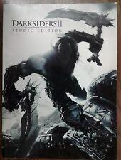 Darksiders II Studio Edition Guide EBgames Gamestop Exclusive