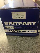 Starter Motor RTC6061N