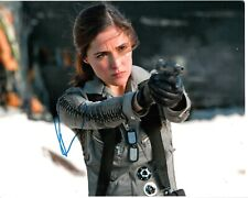 ROSE BYRNE SIGNED X-MEN PHOTO UACC REG 242 FILM AUTOGRAPHS