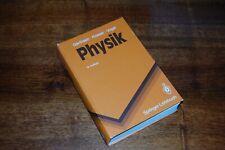 Buch Physik von Gerthsen Kneser Vogel 16. Auflage
