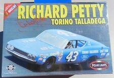 1969 FORD RICHARD PETTY 43 69 TALLADEGA TORINO POLAR LIGHTS NOS MODEL KIT