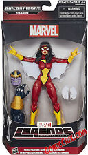 Marvel Legends - SPIDER-WOMAN (CLASSIC) Action Figure - Avengers Infinite