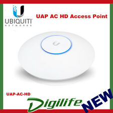 Ubiquiti UniFi Wave 2 Dual Band 802.11ac AP 4x4 MIMO Dual GB ports UAP-AC-HD