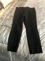 Gap Women's Size 14 Black Bi Stretch Side Zip Skinny Pants NWOT