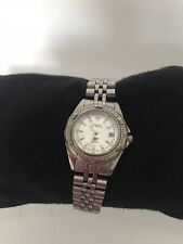 Fossil Ladys Watch Silver