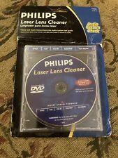 CD & DVD LASER LENS CLEANER by Philips