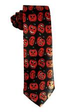 Necktie Tie Pumpkin Fancy Dress Party Halloween