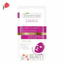 Bielenda Actively Rejuvenating Anti-age Face Mask in Hydroplastic 3d Sheet
