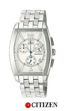 CITIZEN  AT 0000-55A   eco-drive   crono  unisex
