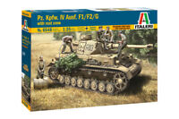 Italeri 1/35 Pz.kpfw.iv Ausf. F1 / F2/G con Resto Crew #6548