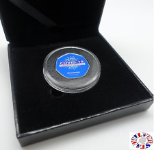 NHS Charity's Together Charity Coin Release 50p Shape New Release by Silverstan