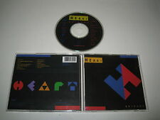 HEART/BRIGADE(CAPITOL/CDP 7918202)CD ALBUM