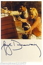 Faye Dunaway ++Autogramm++ ++Bonnie and Clyde++