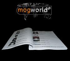 Unimog Ersatzteil-Katalog Spare-Part-Catalog U403-U406-U416-U417-U421