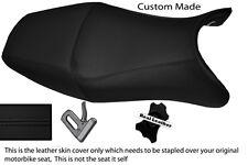 BLACK STITCH CUSTOM FITS HONDA CBR 1100 XX SUPER BLACKBIRD 96-07 LTHR SEAT COVER