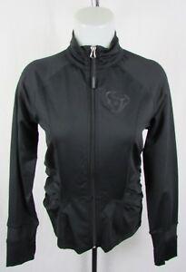 Houston Texans NFL Women's Touch by Alyssa Milano Full Zip Black Track Jacket