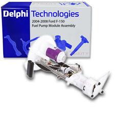 Delphi Fuel Pump Module Assembly for 2004-2008 Ford F-150 4.2L 4.6L 5.4L V6 qf