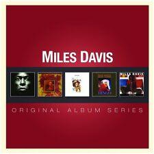 Miles Davis - Original Album Series 5cd Set 5 Full Length Classic Warner Albums
