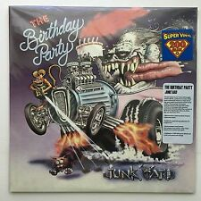 The Birthday Party - JunkYard LP Record - BRAND NEW - 200 Gram Vinyl Limited