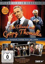 Ein Abend mit Georg Thomalla * DVD Boulevard Komödie Serie Pidax Neu Ovp