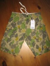 Next mens camouflage combat shorts W28 BNWT